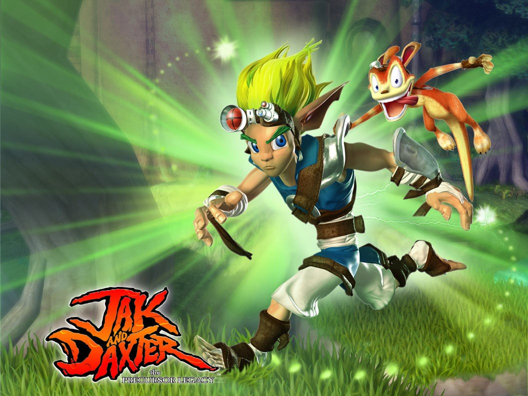Jak-and-Daxter-Returns