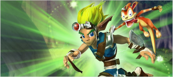 Favourite game: Jak and Daxter