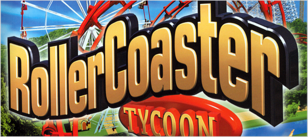 Favourite game: Rollercoaster tycoon