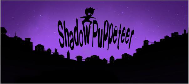Shadow Puppeteer old menu sketch