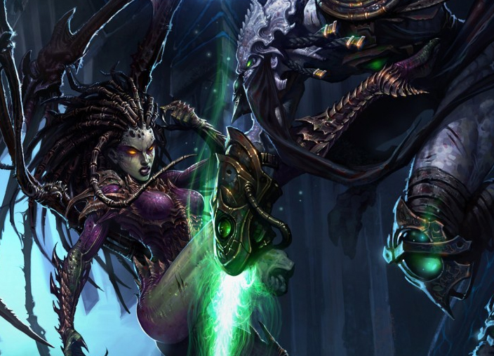 StarCraft-Artwork