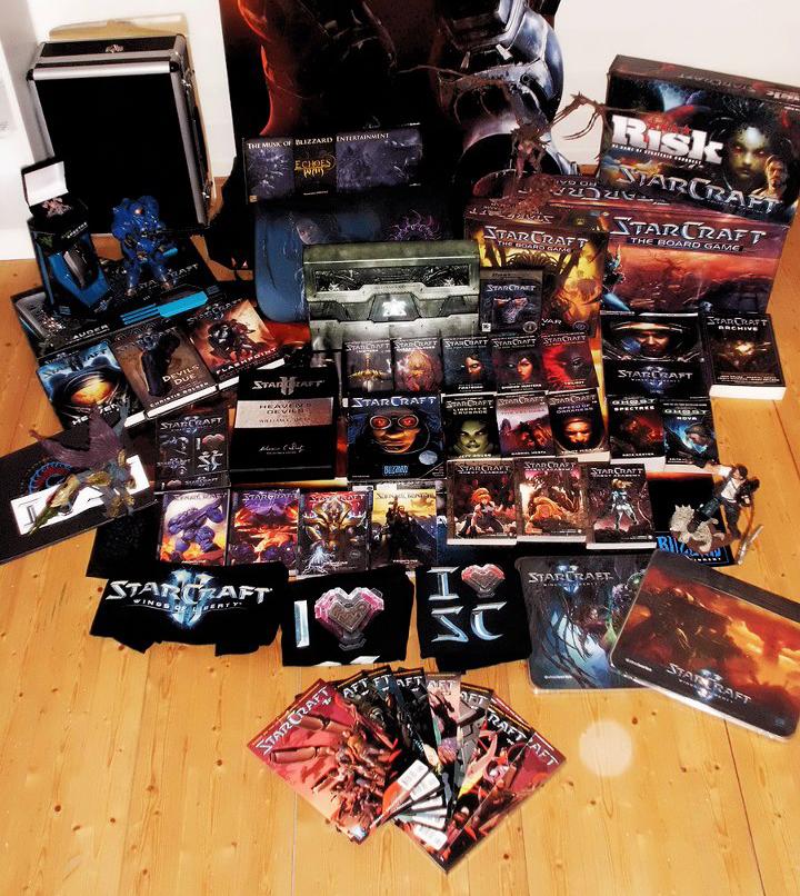 StarCraft-Collection