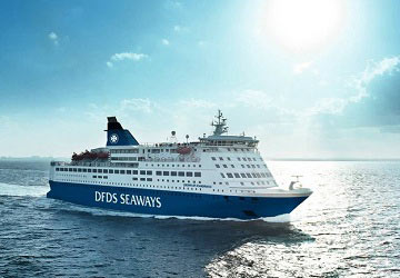 (We traveled with DFDS Seaways)