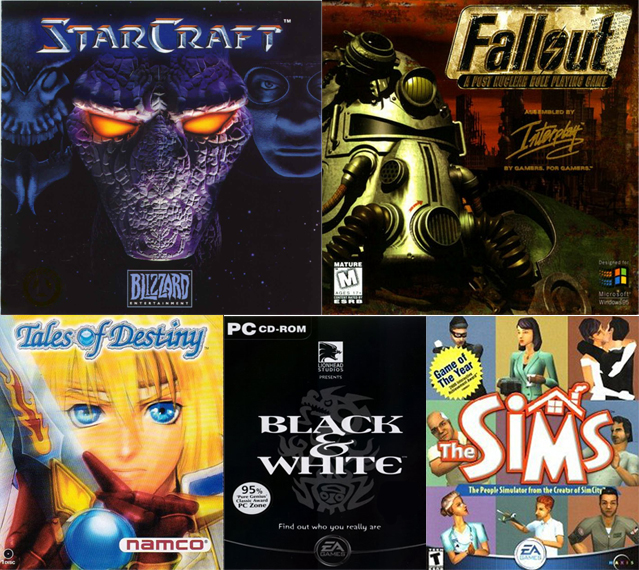 (Examples of games known for their less than perfect AI)