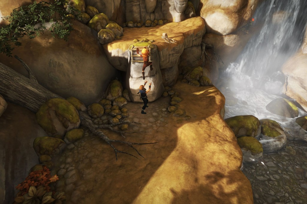 """(Screenshot from """"Brothers: A Tale of Two Sons"""" (2013) )"""