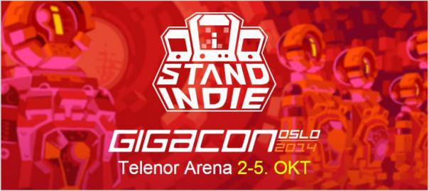 Stand indie Gigacon