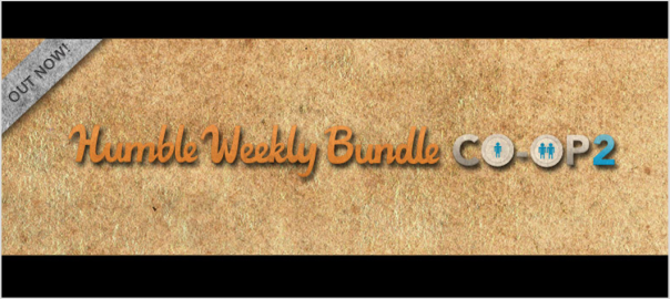 Humble weekly bundle coop