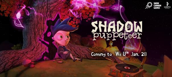 shadow puppeteer wii U