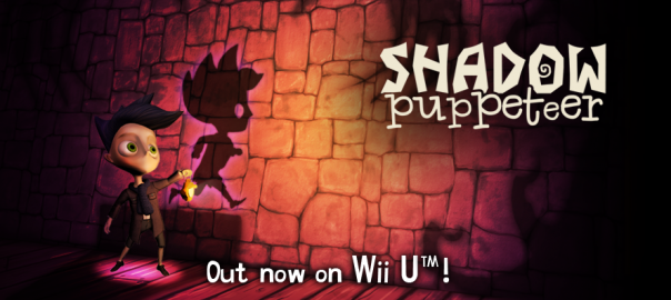 Shadow Puppeteer out on Wii U