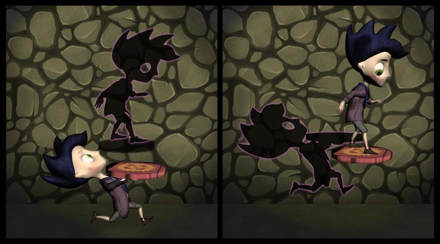 tagalong, shadow puppeteer, character skills