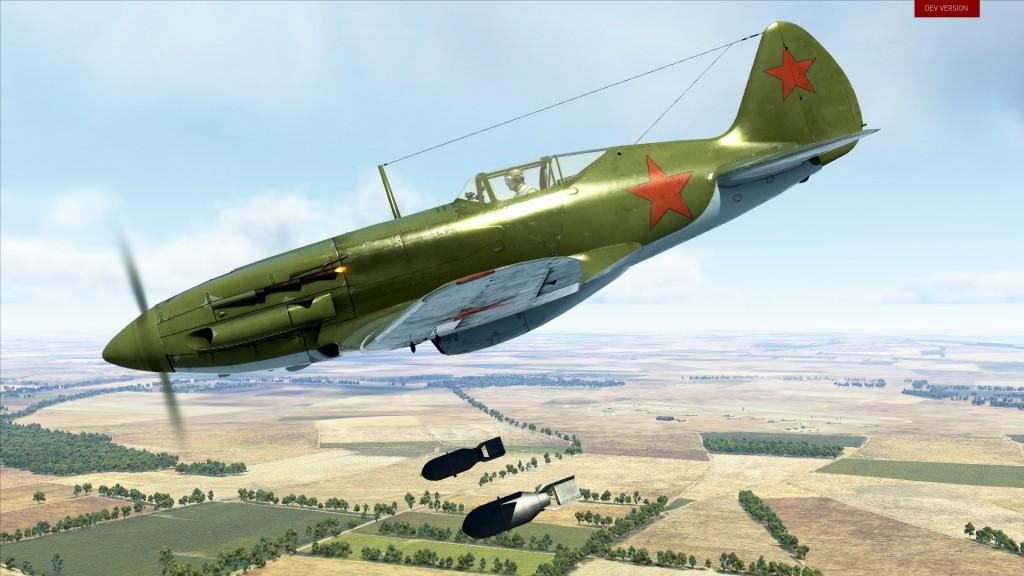 IL-2 Sturmovik: Battle of Stalingrad, favourite game, MiG-3