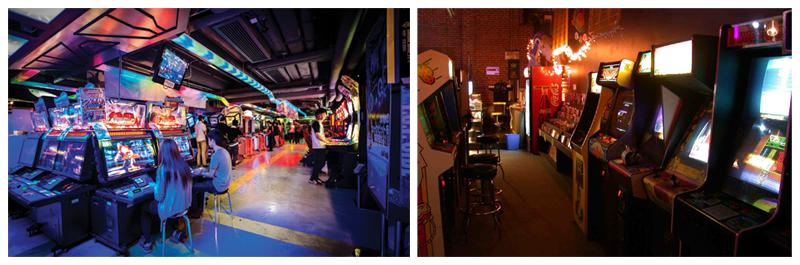 geeky, valentine, arcade, date
