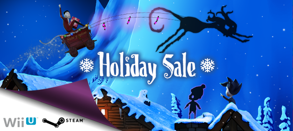 shadow puppeteer holiday sale