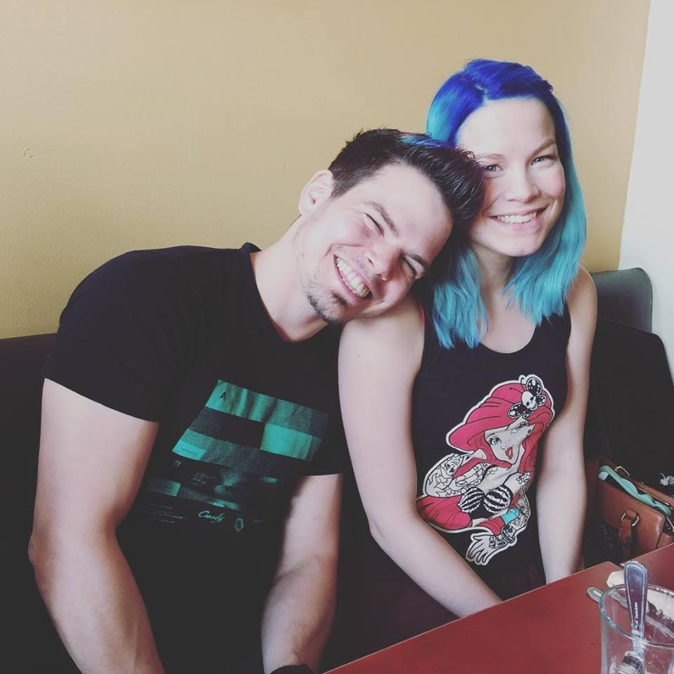 Game development couple from Krillbite studio