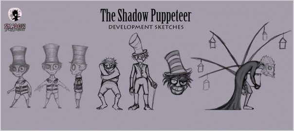 The villain in the game the Shadow Puppeteer