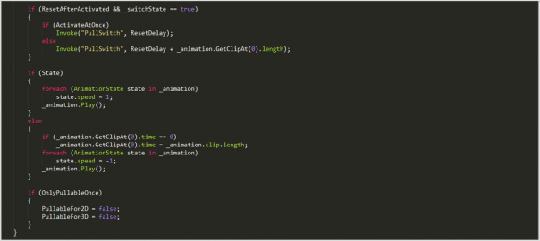 Code in Shadow Puppeteer, C#