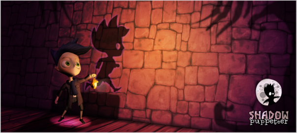 Shadow Puppeteer promo banner