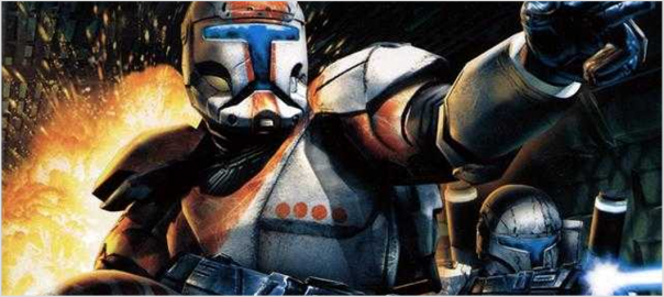Favourite Game: Star Wars : Republic Commando