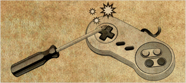 Shadow Puppeteer controlls illustration