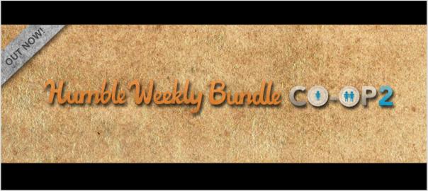 Humble weekly bundle coop