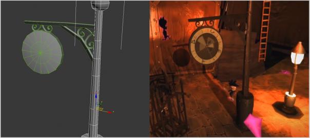 Blogpost basic 3D-graphics for games