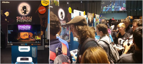 Tips and tricks planning a game tradeshow expo EGX
