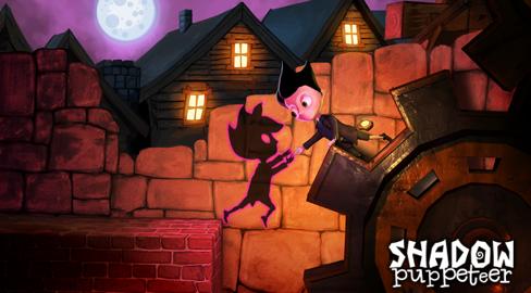 Valentine's sales shadow puppeteer